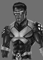 Cyclops by wraith2099