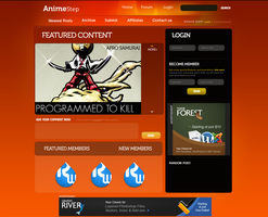AnimeStep.com by Proxone