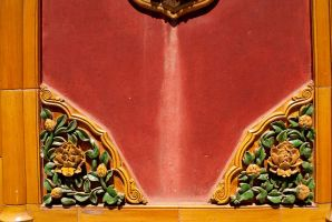 wall in forbidden city by macgl