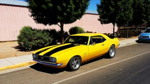 '67 Camero SS by DrunkAnt