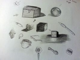 Day 8 Daily - Objects #2 by Dauganor