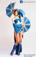 Kitana by DarkTifaStrife
