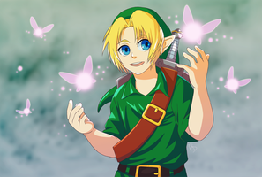 Link by oranges-lemons