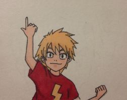 Baby Laxus by Phyo91