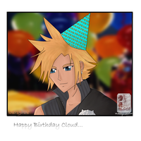 Cloud's Special Day by DaShortQuiet1