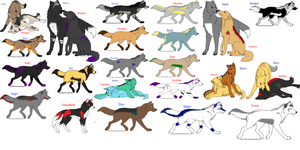 Breedables V3 New wolves! -closed- by Ledronas