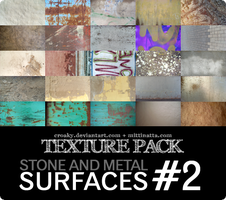 FREE FLAT SURFACE TEXTURES 2 by croaky