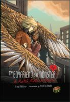 Portada My Boyfriend is a Monster 8 by xiannustudio