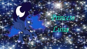 Princess Luna Wallpapers by Fireblade804