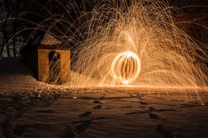 Steel Wool by gperkins10
