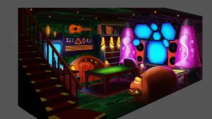 man cave by itismeuno