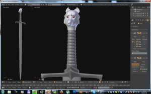 Longclaw wip2 by betasector
