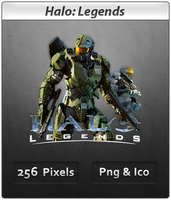 Halo Legends - Anime Icon by DevilL-Dante
