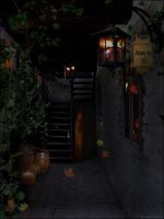 Autumn Inn by Filmchild