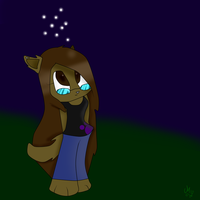 Melanie .:Art Trade:. by Cupida