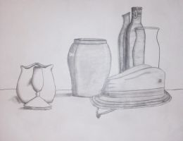 More Still Life by Imalune