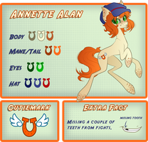 Alan Reference 2.0 by Ruaniamh