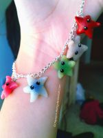 Starfish Necklace by Octopop-n-Aicing
