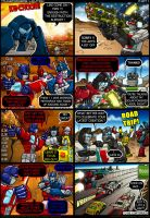Transformers: Vacation Prt1 by botmaster2005
