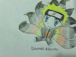 Nine tails by Artylover41697