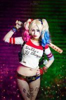 Suicide Squad: Harley Quinn by JoviClaire