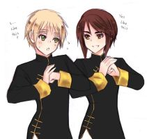 aph england and hongkong by mikitaka