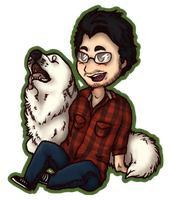 Mark and Lucy by Evertooth