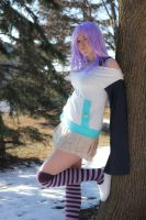 Cosplay: Mizore Shirayuki 2 by Amishanda