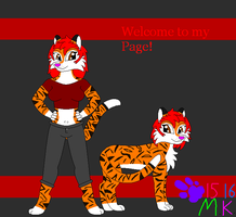 :RQ: MariaTiger ID by minikitty1516