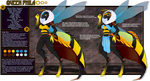 [Design] Palette Result : BEES by Solar-Paragon
