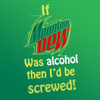 If Mountain Dew was alcohol 2 by JadeDragonSoul