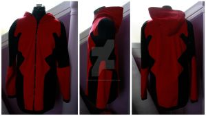 Deadpool Hoodie by NightSky1357