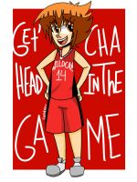 Get'cha head in the game -Judai Yuki by Kamylove