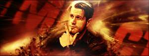 Alex Shelley TNA by Molekcito