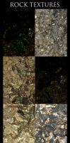 Rock Texture Pack by palnk