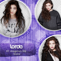 -Photopack Png Lorde 01 by SomeoneInTheForest