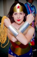 Wonder Woman SDCC 12 by miss-kitty-j