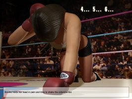 Brooklyn Bomber vs. Bouncin' Bombshell, Image 36 by cpunch