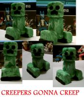My Pet Creeper by teamrocketavenger