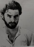 Aidan Turner  as Luke Garroway Mortal Instruments by SHParsons
