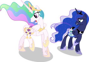Can't help but laugh by Vector-Brony
