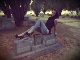 Cemetary by itryitworks