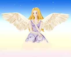 Angel by dinkydivas