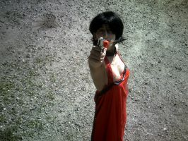Resident Evil 4 Ada Wong 75654 by peacockfeather