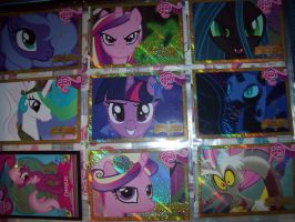 MLP Trading Card Collection 19 by MasteroftheContinuum