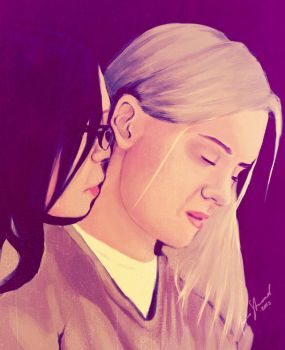 Alex And Piper by JuliaStrand
