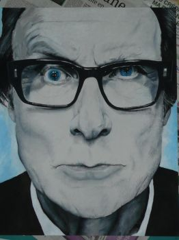 Bill Nighy by Greart