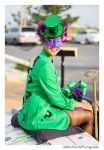The Riddler by ashleytheHUNTER