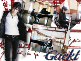 Gackt Piano by bebapr