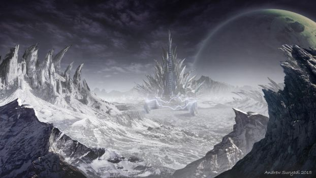 Exiled Reach by Androgs